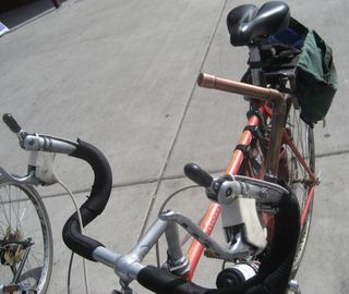 Handlebar handle