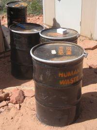 Human waste 2