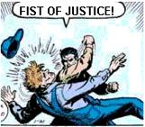 Fistof justice