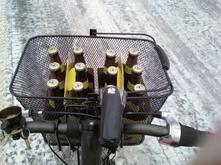 HopSlam on Ice