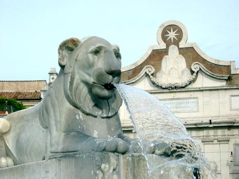 Lionfountain
